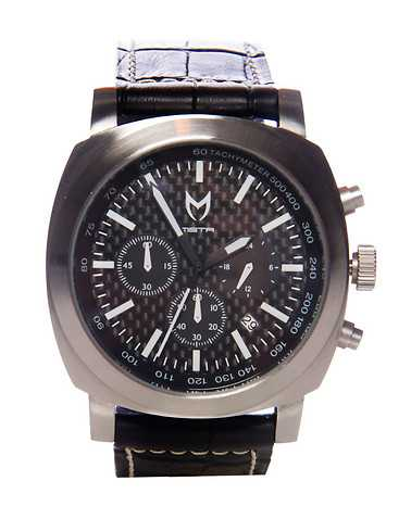MEISTER MENS Black Accessories / Watches One Size