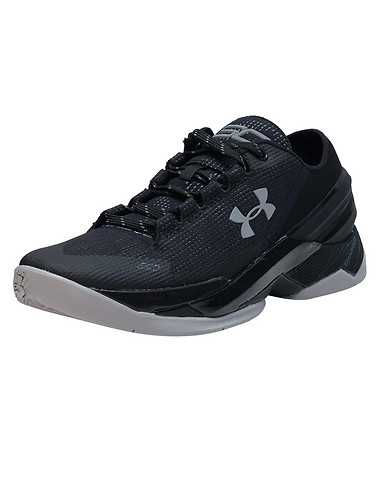 UNDER ARMOUR MENS Black Footwear / Sneakers 10