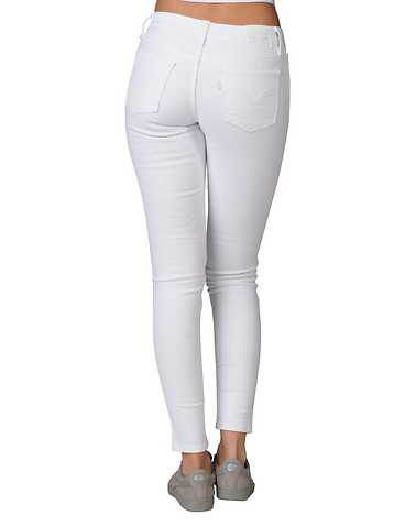 LEVIS WOMENS White Clothing / Jeans