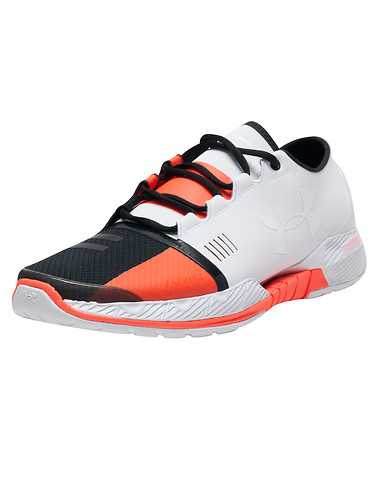 UNDER ARMOUR MENS White Footwear / Sneakers