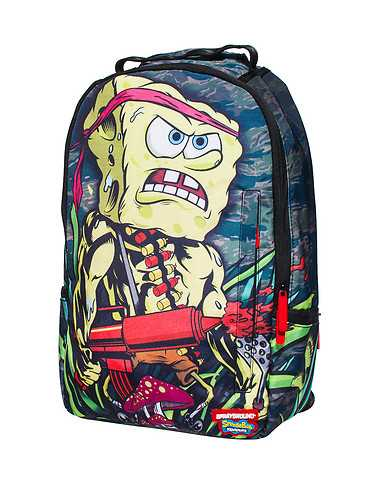 SPRAYGROUND BOYS Black Accessories / Backpacks and Bags 0