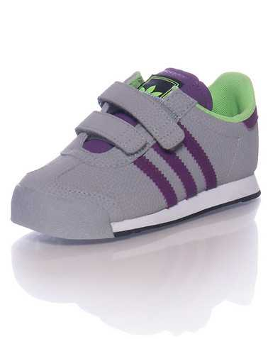 adidas BOYS Grey Footwear / Sneakers 8