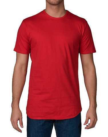 DECIBELENS Red Clothing / Tops
