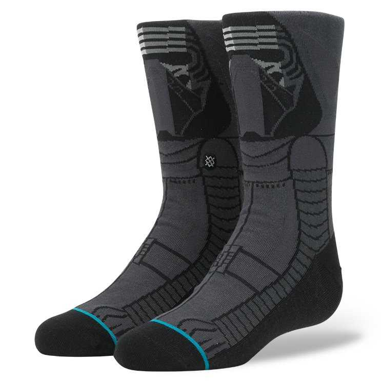 Stance Kylo Ren Kids DAG L star wars Socks