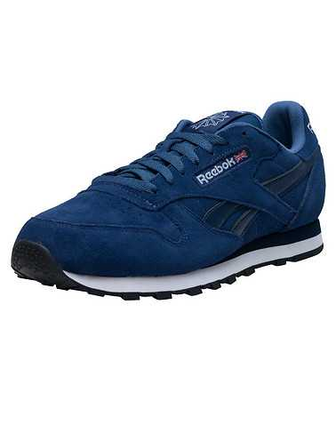 REEBOK MENS Medium Blue Footwear / Sneakers