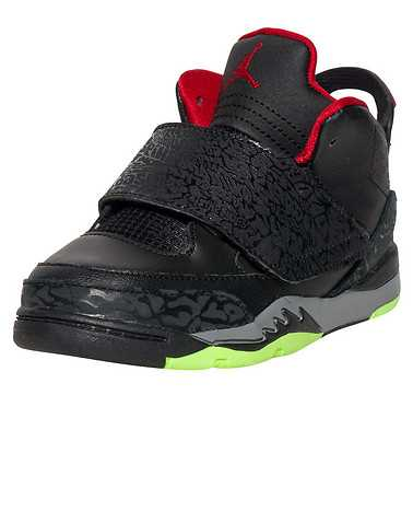 JORDAN BOYS Black Footwear / Sneakers 4C