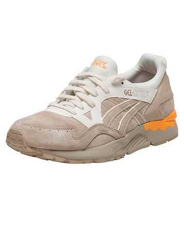 ASICS WOMENS Dark Beige Footwear / Sneakers