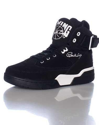 EWING ATHLETICS MENS Black Footwear / Sneakers