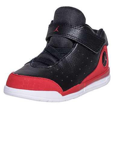 JORDAN BOYS Black Footwear / Sneakers