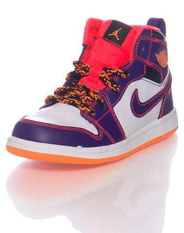 JORDAN GIRLS Multi-Color Footwear / Sneakers