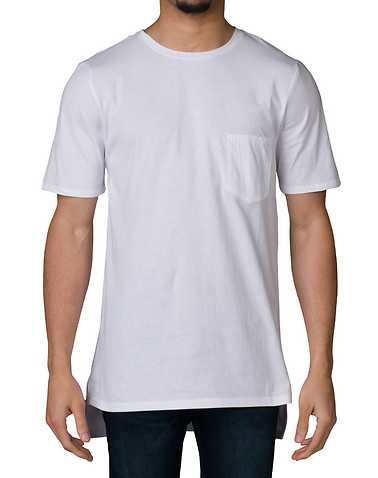 MASSIVENS White Clothing / Tops