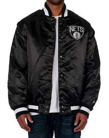 STARTER MENS Black Clothing / Outerwear L
