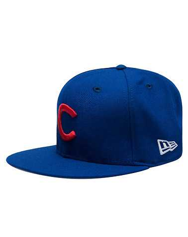 NEW ERA MENS Blue Accessories / Caps Snapback OSFM