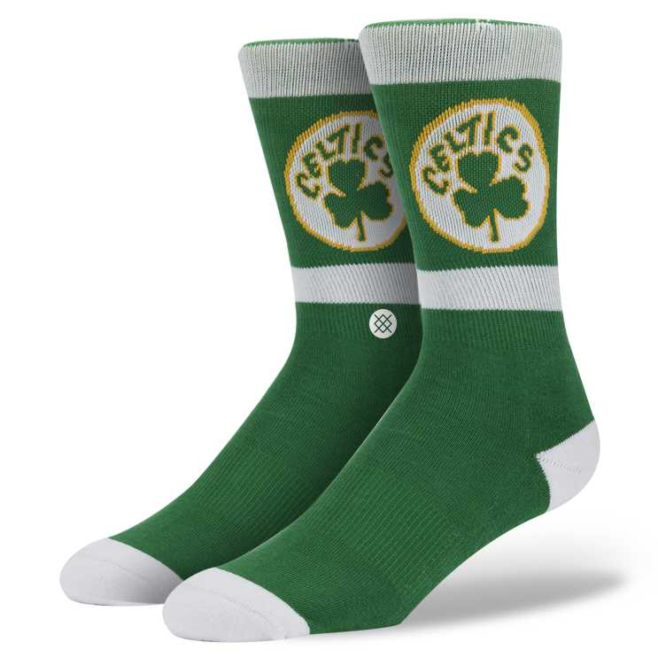 Stance Celtics NBA HARDWOOD Socks