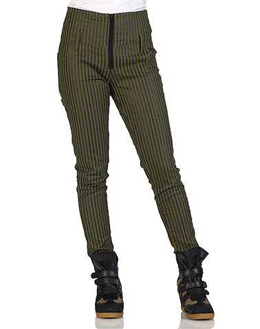 ESSENTIALS WOMENS Green Clothing / Jeans 3