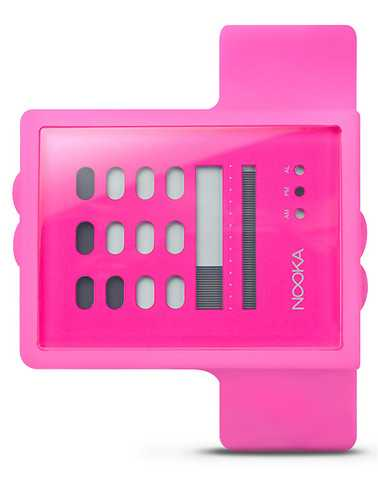 NOOKA MENS Pink Accessories / Watches OSFA
