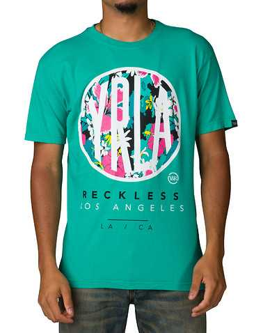 YOUNG AND RECKLESSENS Green Clothing / Tops