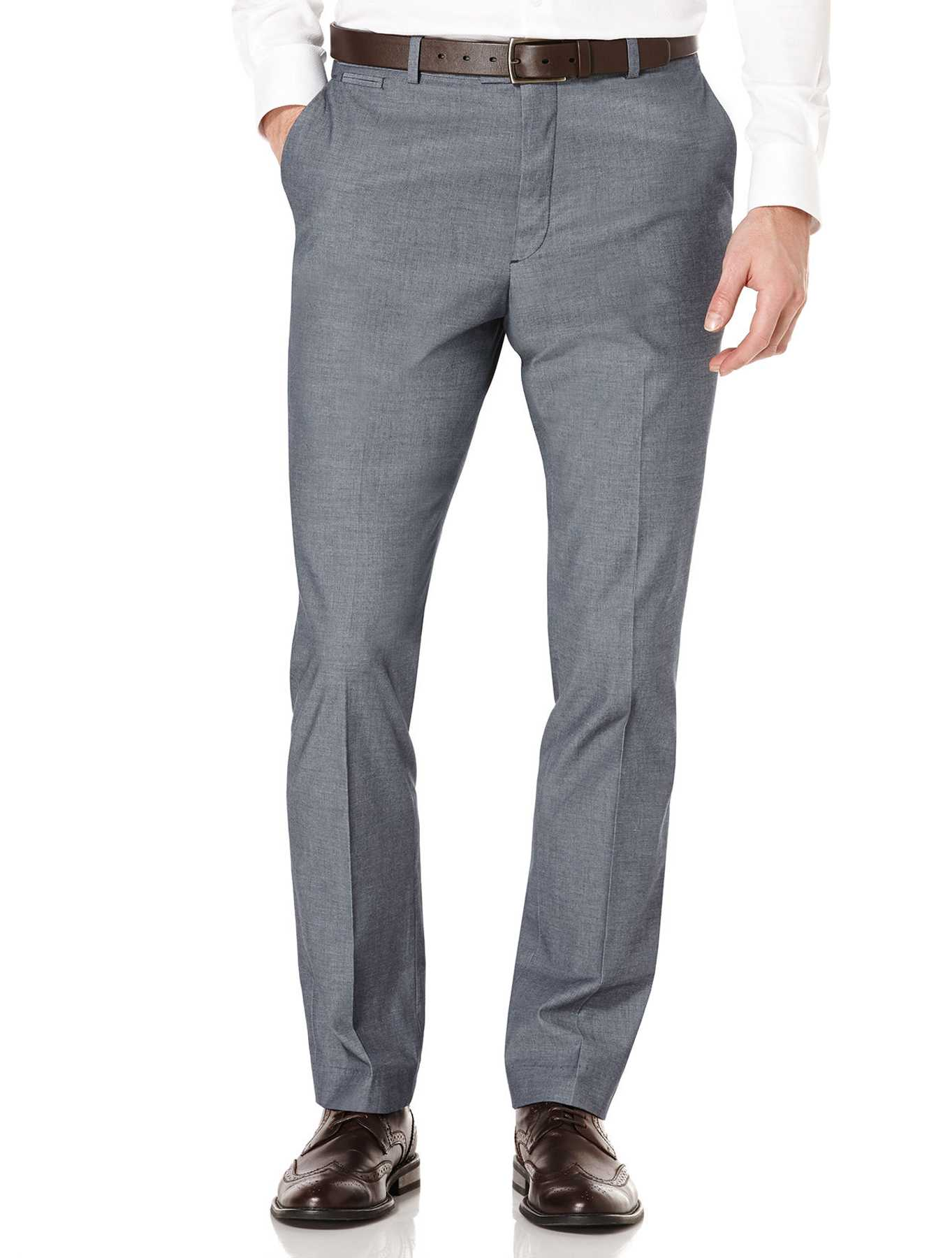 Perry Ellis Slim Fit Serona Portfolio Pant