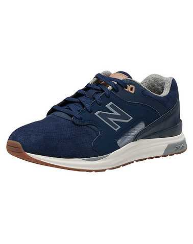 NEW BALANCE MENS Dark Blue Footwear / Sneakers