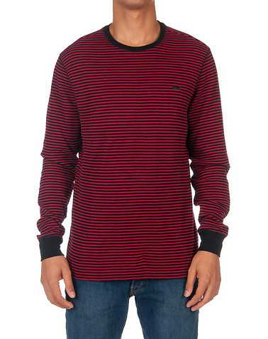 LEVIS MENS Red Clothing / Tops L