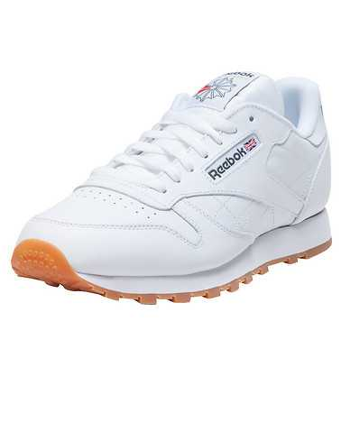 REEBOK MENS White Footwear / Sneakers