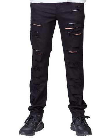 RUSTIC DIME MENS Black Clothing / Jeans 36