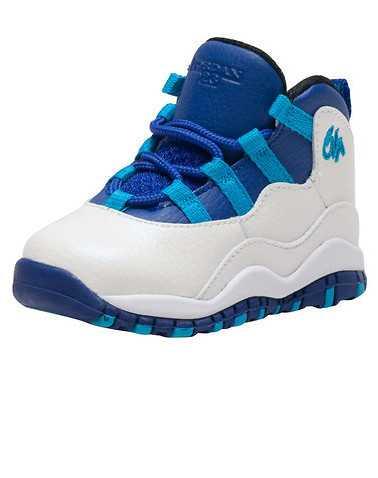 JORDAN GIRLS White Footwear / Sneakers