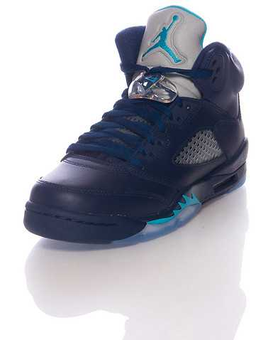 JORDAN BOYS Dark Blue Footwear / Sneakers 4Y