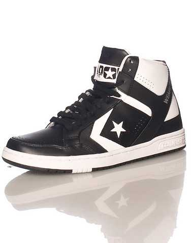 CONVERSE MENS Black Footwear / Sneakers 10