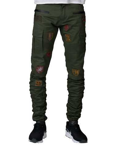 AMERICAN STITCHENS Dark Green Clothing / Pants