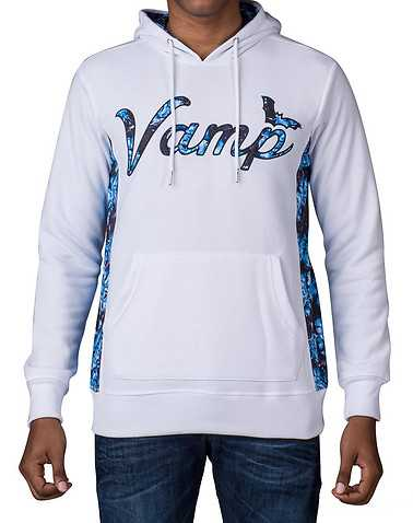 VAMPIRE LIFE MENS White Clothing / Sweatshirts L