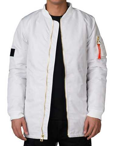 HUDSON OUTERWEAR MENS White Clothing / Outerwear
