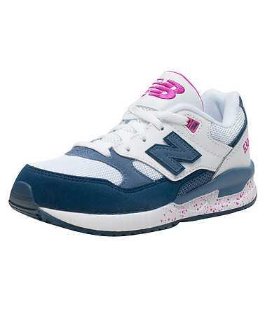 NEW BALANCE BOYS White Footwear / Sneakers