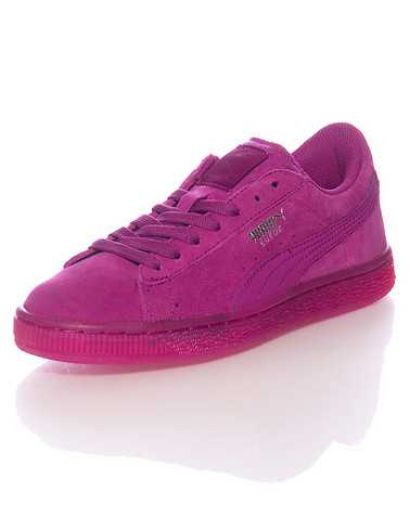 PUMA BOYS Purple Footwear / Sneakers 1.5