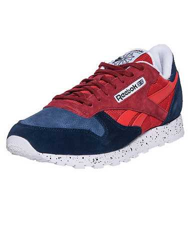 REEBOK MENS Red Footwear / Sneakers 10