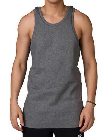 NIKE SPORTSWEAR MENS Grey Clothing / Tank Tops S