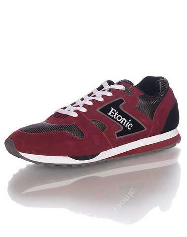 ETONIC MENS Burgundy Footwear / Sneakers