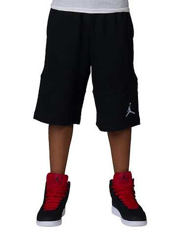 JORDAN BOYS Black Clothing / Bottoms