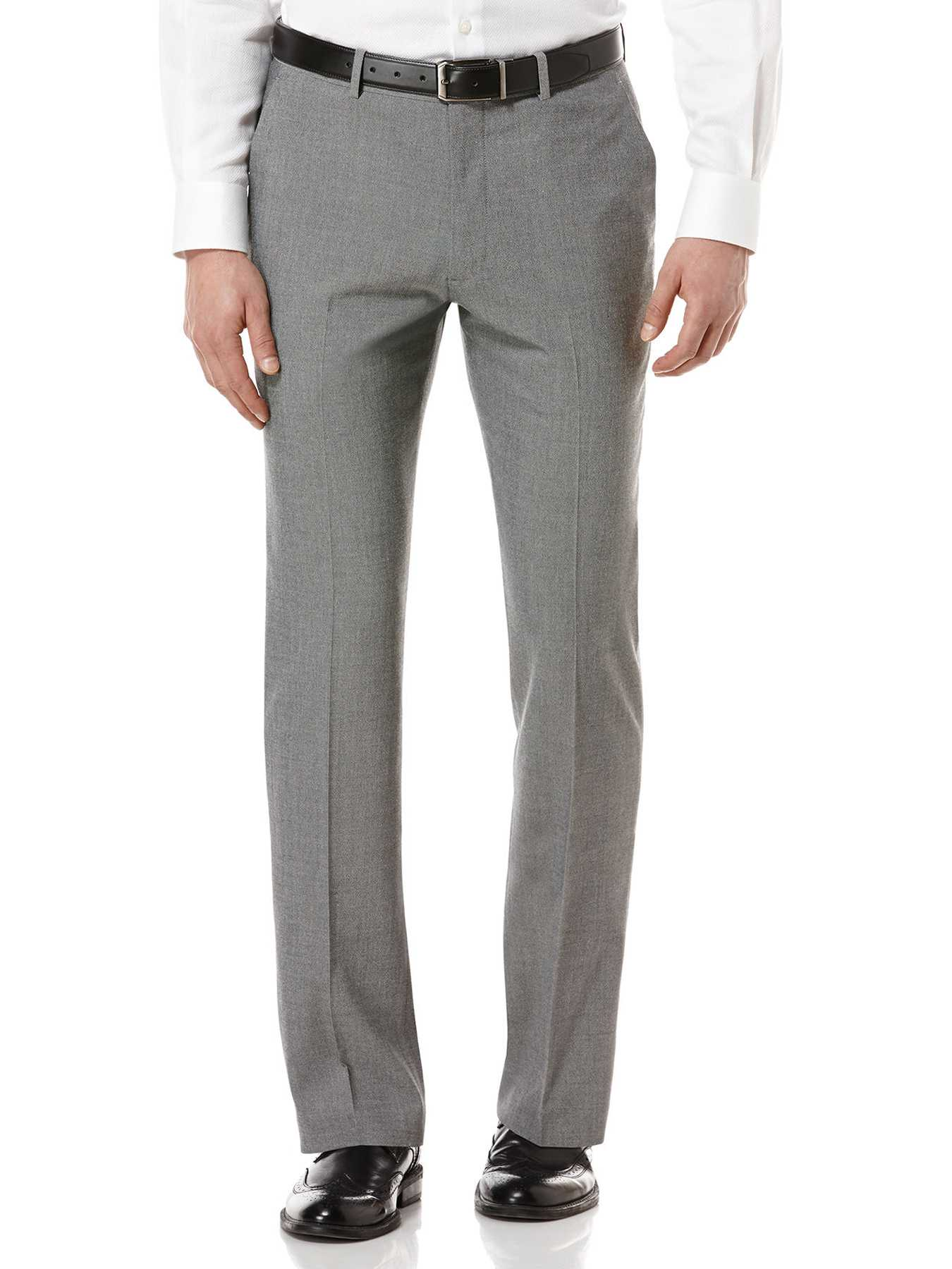 Perry Ellis Stretch Heather Portfolio Pant