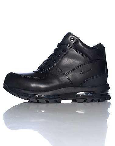 NIKE SPORTSWEAR MENS Black Footwear / Boots