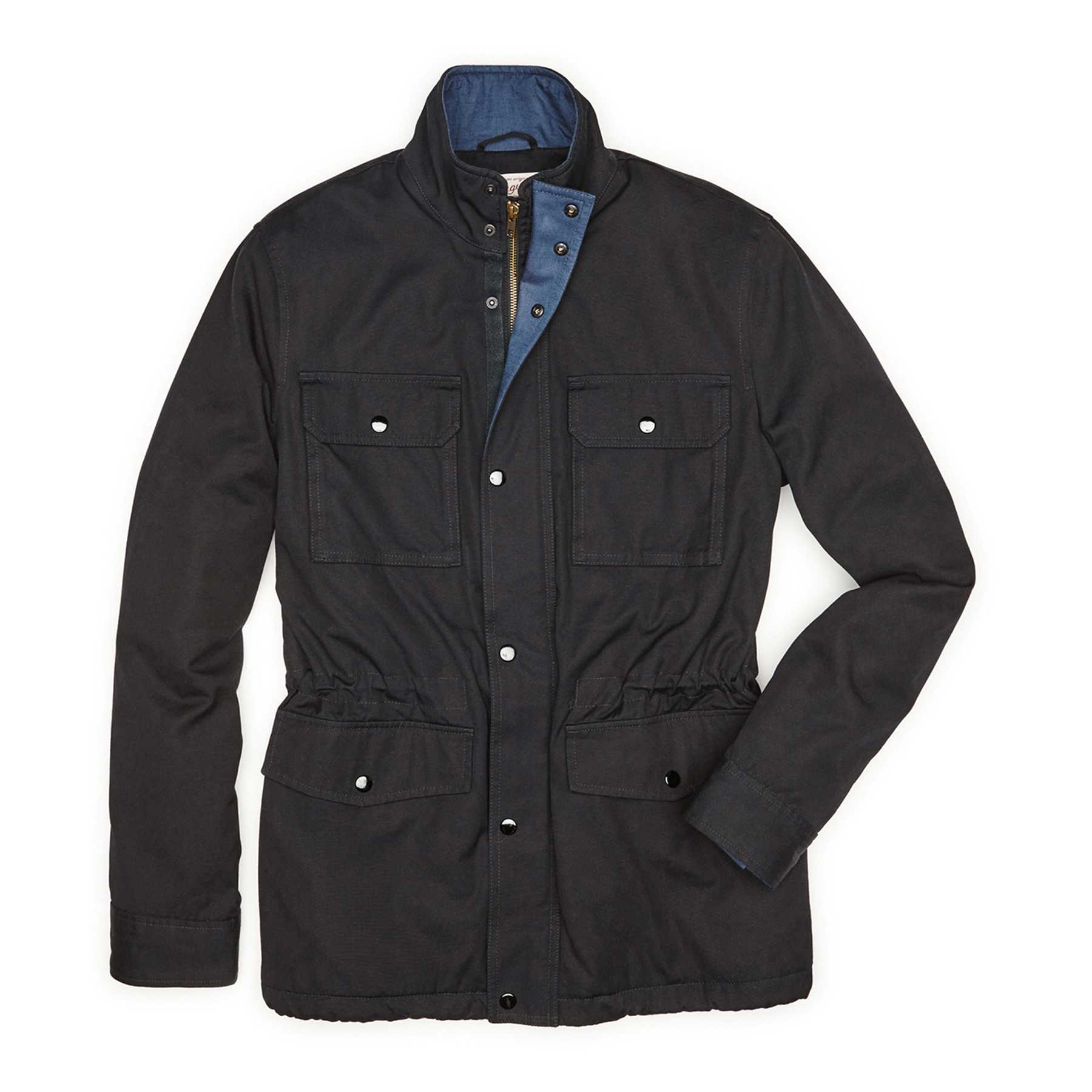 Original Penguin CANVAS BOLZANO JACKET