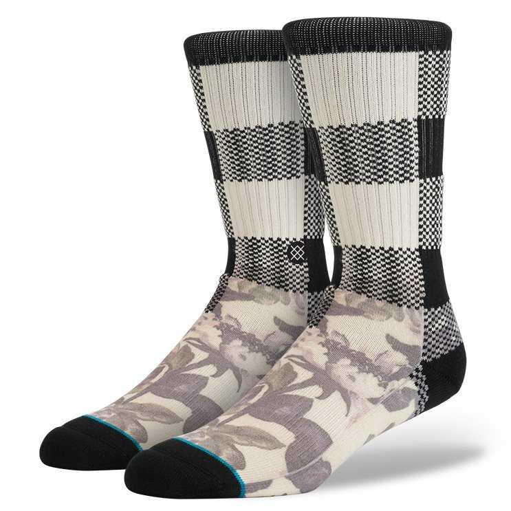 Stance Buffalo Weed NAT M classic crew Socks
