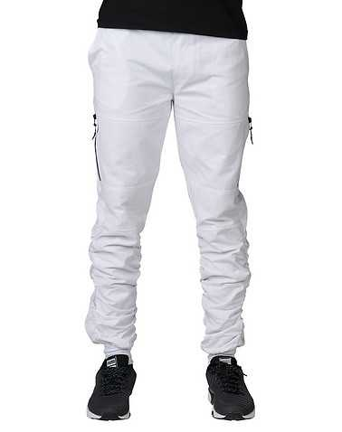 AMERICAN STITCHENS White Clothing / Pants