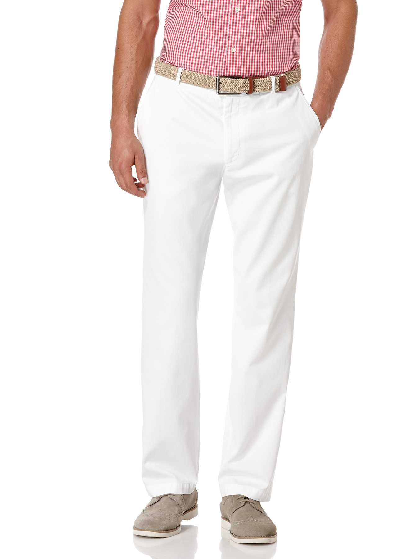 Perry Ellis Slim Fit Bedford Cord Pant