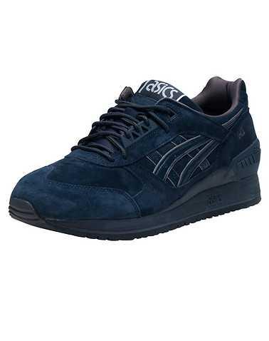 ASICS MENS Navy Footwear / Sneakers