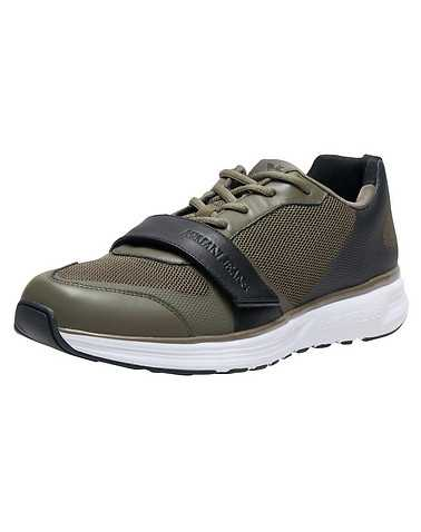 ARMANI JEANS MENS Green Footwear / Casual