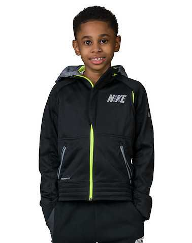 NIKE BOYS Black Clothing / Sweatshirts M / 5