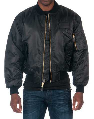 CIVIL MENS Black Clothing / Outerwear L