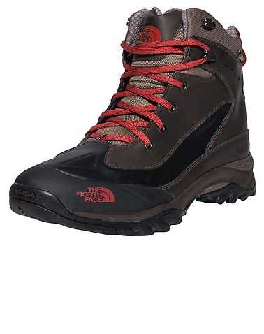 THE NORTH FACE MENS Brown Footwear / Boots