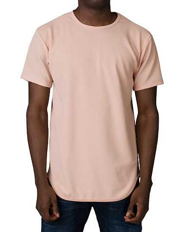 EPTM MENS Pink Clothing / Tops
